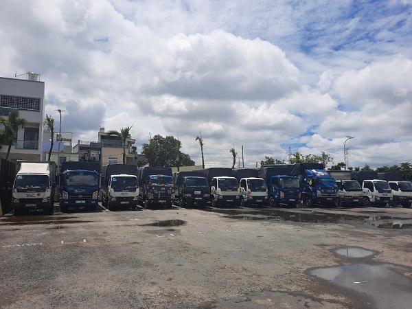 Cần thuê xe tải chở hàng tại TPHCM – Liên hệ: :090 777 2137