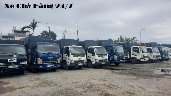 Dịch vụ cho thuê xe tải 2 tấn giá rẻ
