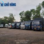 Dịch vụ vận tải hàng hóa tại KCN Đức Hòa